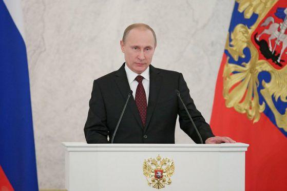 """""""Фултънската реч"""" на Путин"""