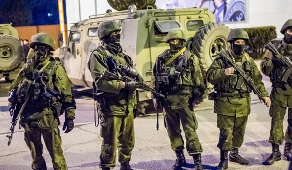 В Крим не останаха украински военни