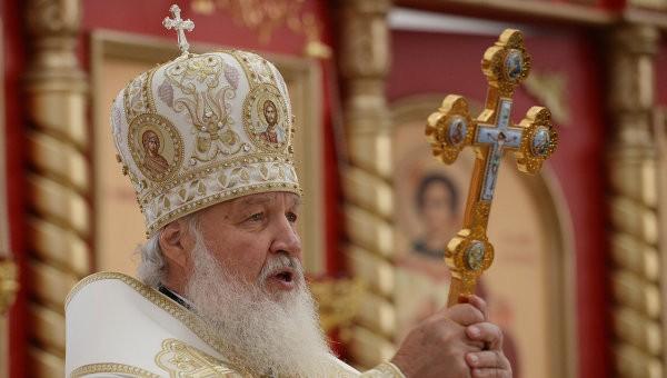 Патриарх Кирил призова вярващите да се молят за мира в Украйна