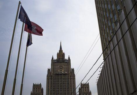 МВнР на Русия: в Украйна вече започна военна кампания