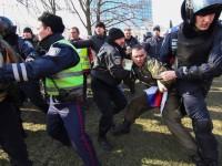 Напрежението в югоизточна Украйна нараства