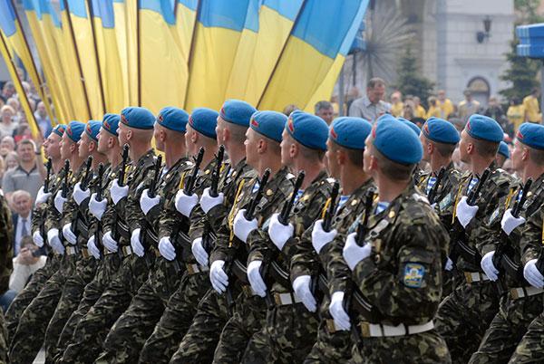 Киев отмени парада на Победата