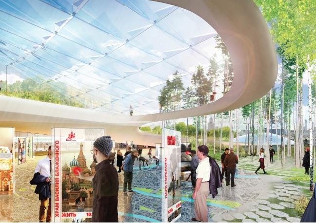 Как ще изглеждат парковете в Москва?