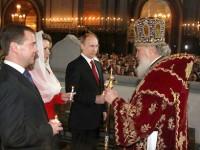 Путин поздрави православните християни с Великден