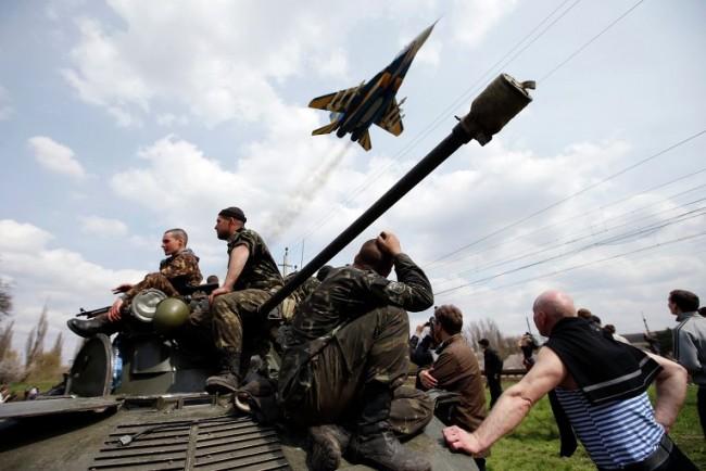 Киев отказва да изпълнява женевските договорености