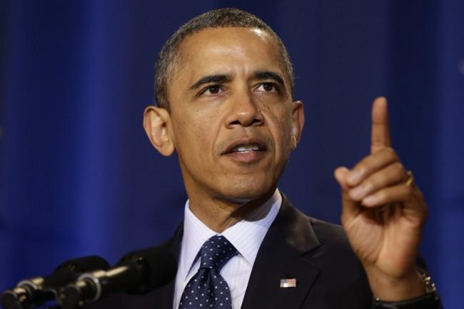 Обама: Действията на Русия в Сирия няма да променят стратегията на САЩ