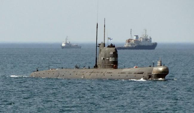 """Русия ще върне на Украйна подводницата """"Запорожие"""""""