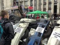 Превзета е Службата за сигурност на Украйна в Славянск