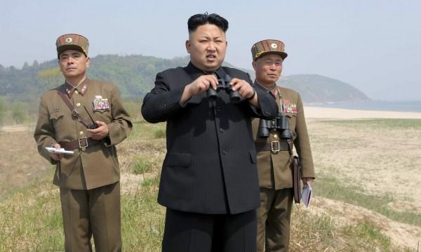 Ким почете съветски войник, спасил дядо му от атентат