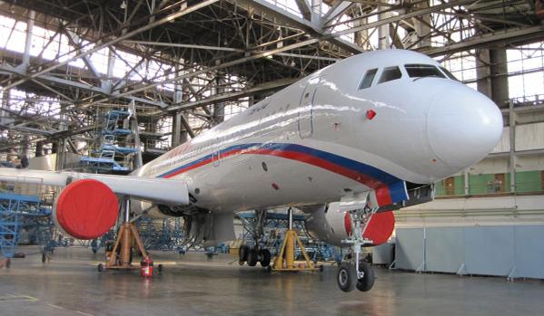 В Русия ще се появи изцяло електрически самолет