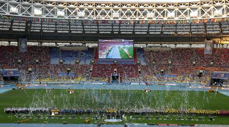 Най-скъпите стадиони в света се изграждат в Русия