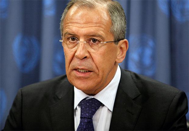 Лавров: Русия отхвърля санкциите, наложени й от САЩ и ЕС