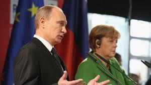 Путин напомни на Меркел за въпросите по доставките на руски газ в Европа