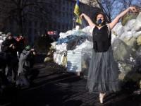 Звуците и цветовете на Майдан