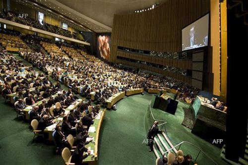 Запис на разговор между руски посланици, коментиращи гласуването в ООН за Украйна