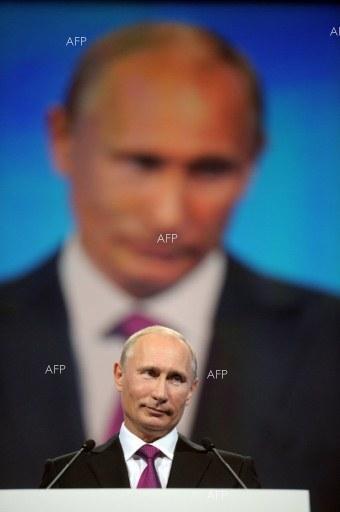 Владимир Путин ще обсъди газовите доставки с руските депутати