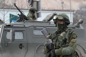 Русия обяви, че установява държавна граница между Украйна и Крим