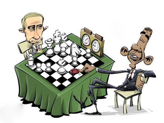 Италианското Il Giornale: Обама губи пред Путин с всяка крачка