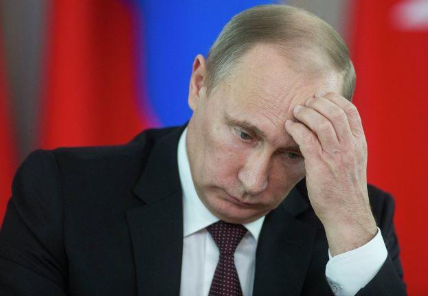 Путин обезпокоен от ситуацията в Украйна