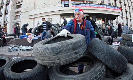 Югоизточна Украйна продължава съпротивата