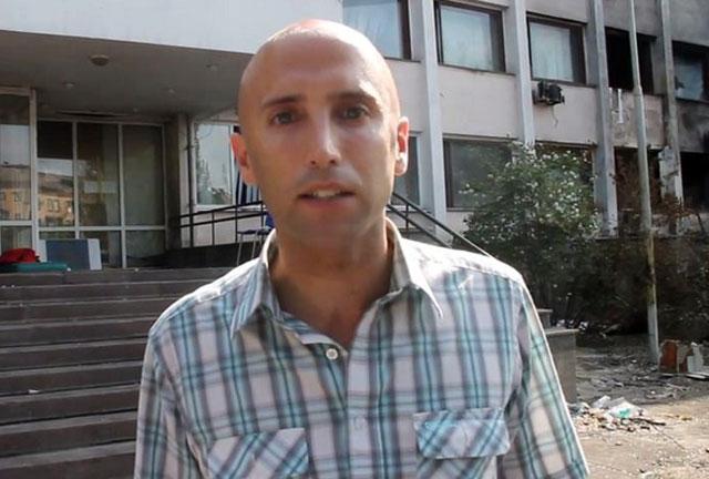 Задържаха британски журналист в Украйна