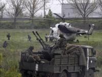 В Краматорск загинали шестима украински военни и един опълченец