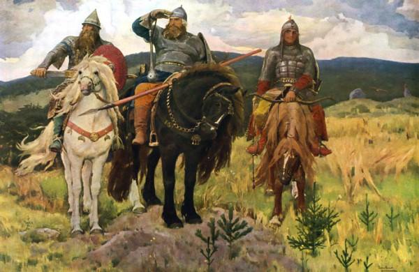 Известни картини на руски художници