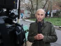 Нацгвардията освободи британския журналист
