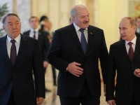 Русия, Казахстан и Беларус основаха Евразийския икономически съюз