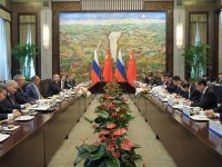 Москва и Пекин призоваха украинците към диалог