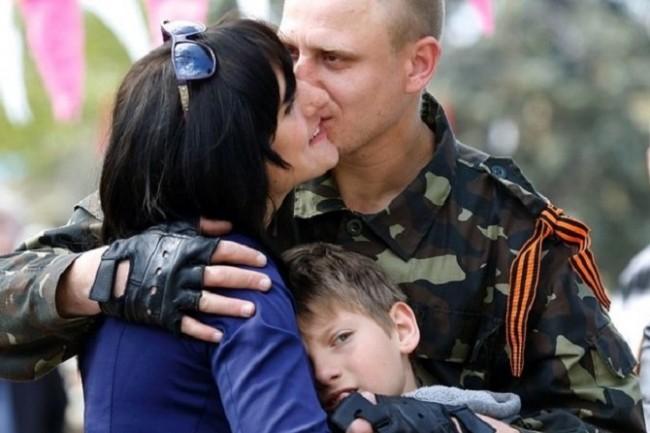 Луганска народна република обяви независимост