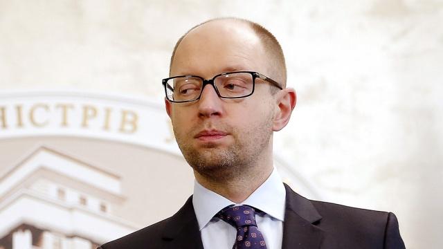 Яценюк: Русия трябва да приеме условията за преструктуриране на дълга