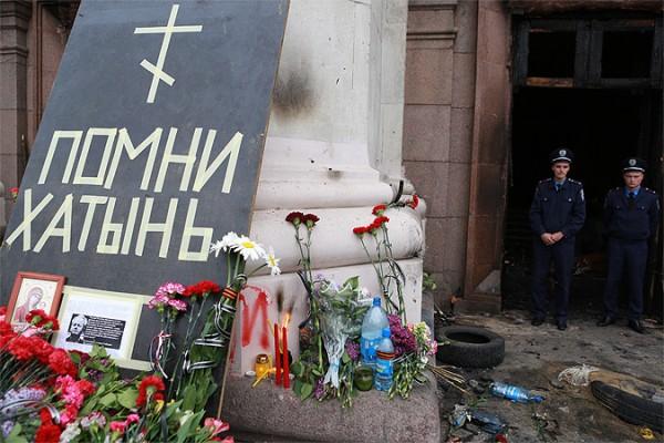 Клането в Одеса планирано от Турчинов