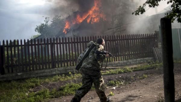 Народното опълчение отби атака в близост до Донецк