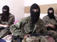 В Донбас създадоха женски батальон «Русь»
