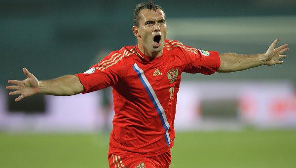 Руският национален отбор по футбол ще играе довечера срещу тима на Белгия