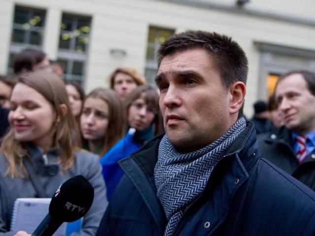 Киев избра нов външен министър