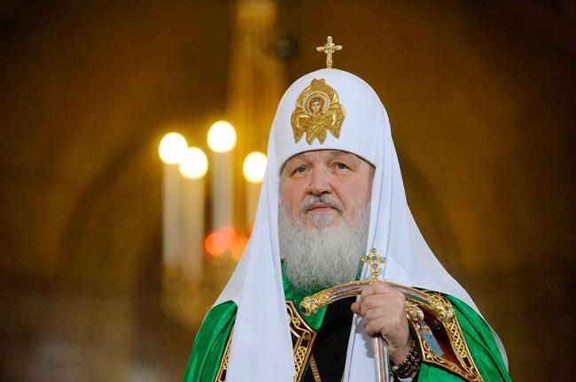 Не пускат Патриарх Кирил в Украйна