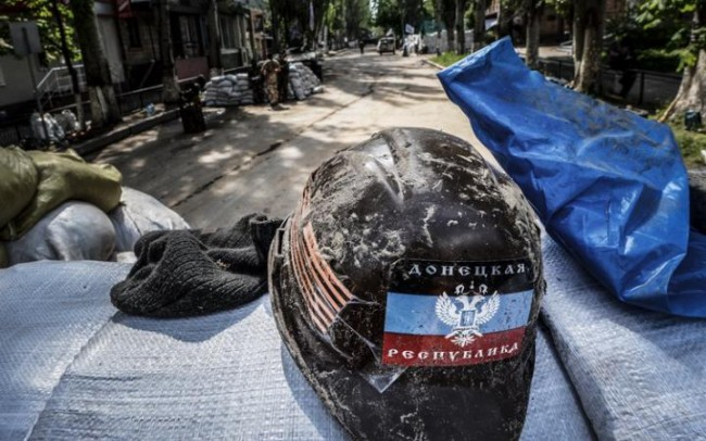Журналисти от LifeNews едва се спасиха от обстрел на украинската армия