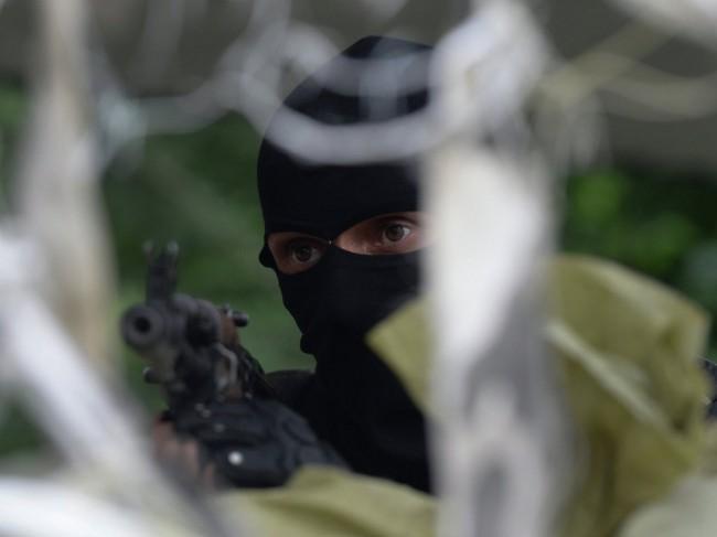 Опълченците превзеха химически завод в Донецк
