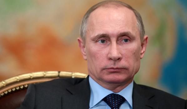 Путин поиска отмяна на разрешението за въвеждане на войски в Украйна