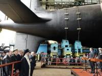 """Атомната подводница """"Северодвинск"""" ще отбранява северните граници на Русия"""