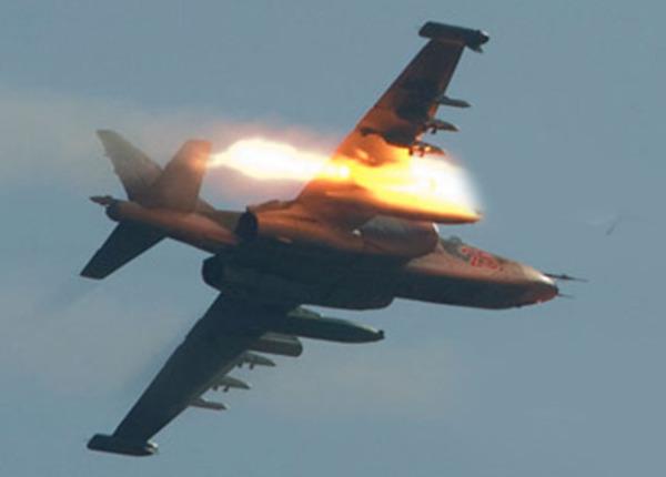 Опълчението в Горловка отблъсна въздушна атака на украинските ВВС