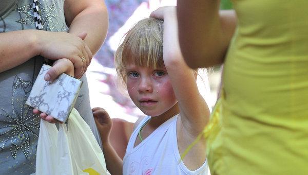 Украински бежанци могат да останат в РФ до приключване на кризата в Украйна