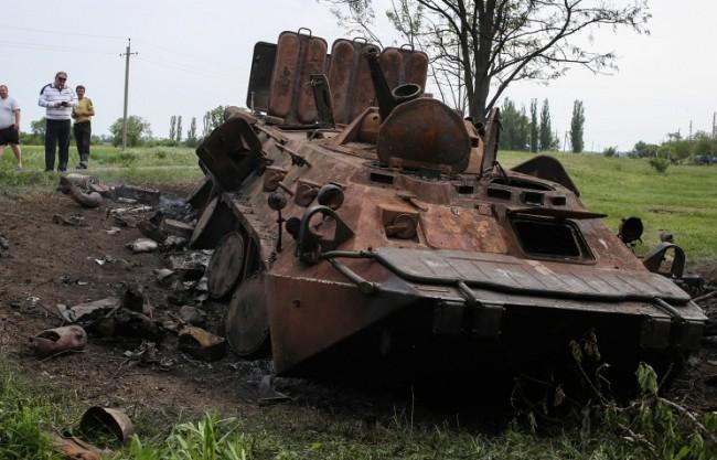 Укрански военни масово се уволняват заради нежеланието си да воюват