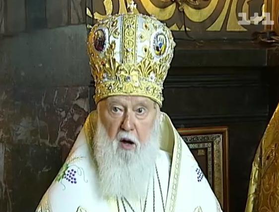 Филарет заплаши  Патриарх Кирил с разправа