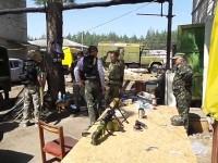 Опълченци плениха бойци от «Айдар» (ВИДЕО)