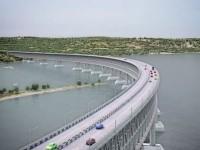 Проект на моста над Керченския пролив