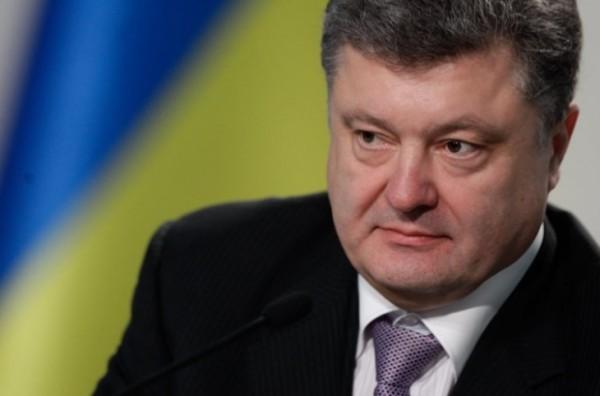 Порошенко: Решението на Съвета на Федерацията е резултат от реализацията на мирния план