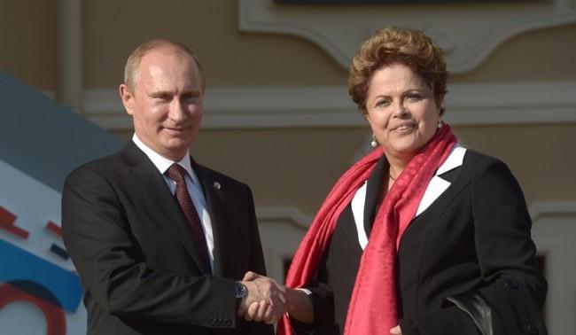 Владимир Путин ще гледа финала на Световното първенство в Бразилия